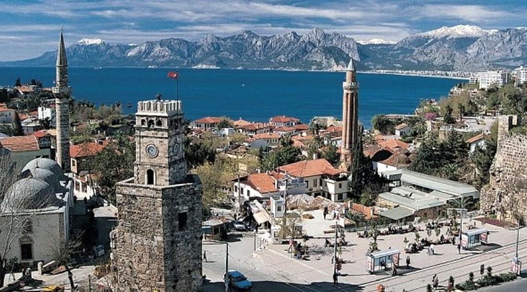 Ghid turistic de buzunar: Antalya, Turcia