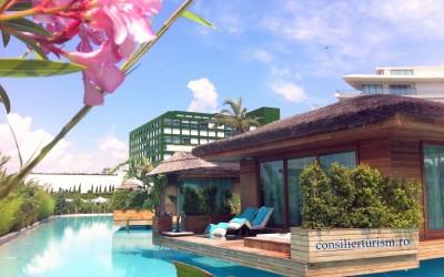 Huzur in cele mai frumoase hoteluri de lux din Antalya (I)