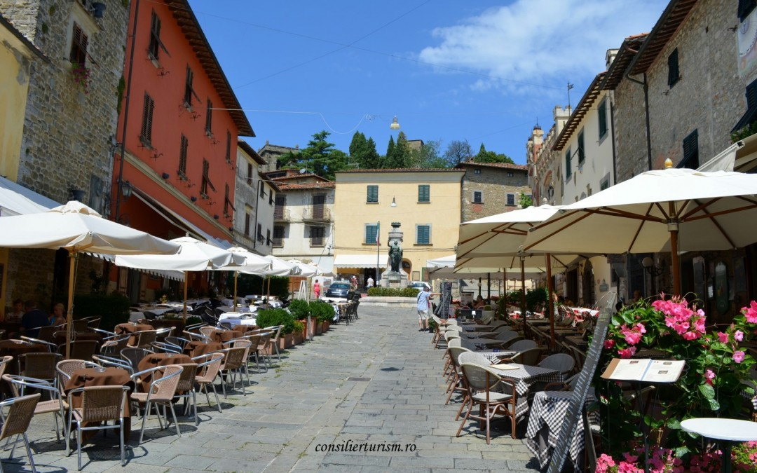 "Montecatini Terme, punctul strategic ""de atac"" asupra Toscanei"