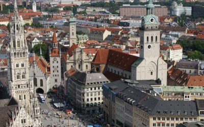 Munchen, mai mult decat Oktoberfest. 7 motive sa vizitezi capitala Bavariei (I)