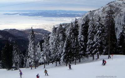 Top 20 cele mai lungi pârtii de schi omologate din România