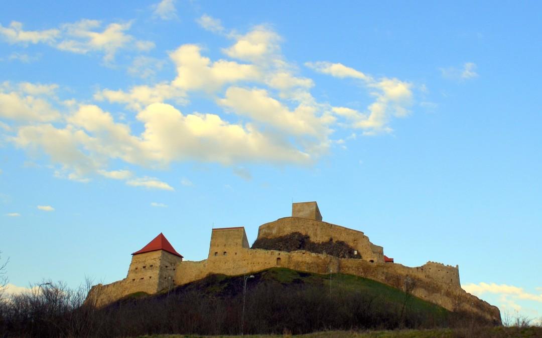 """Cetatea Rupea a câștigat """"bătălia"""" cu timpul"""