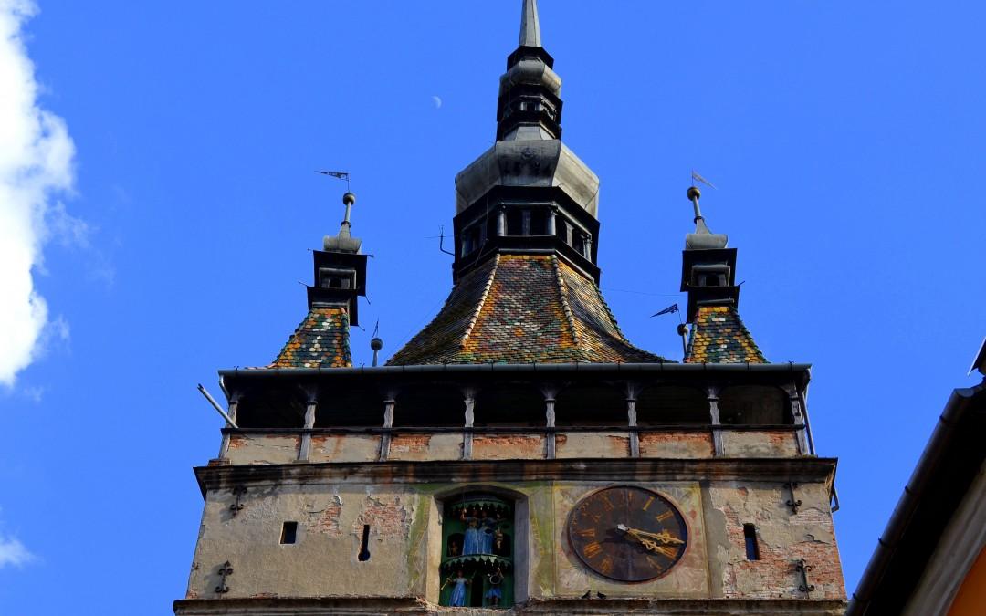 Cetatea medievală Sighișoara: impresii și obiective de neratat