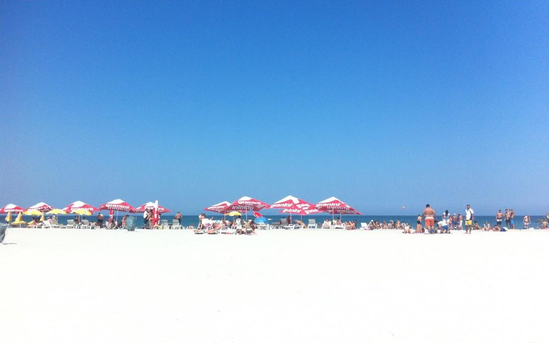 """Alternativa de weekend: plaja """"Tataia"""" de la Marea Neagra"""