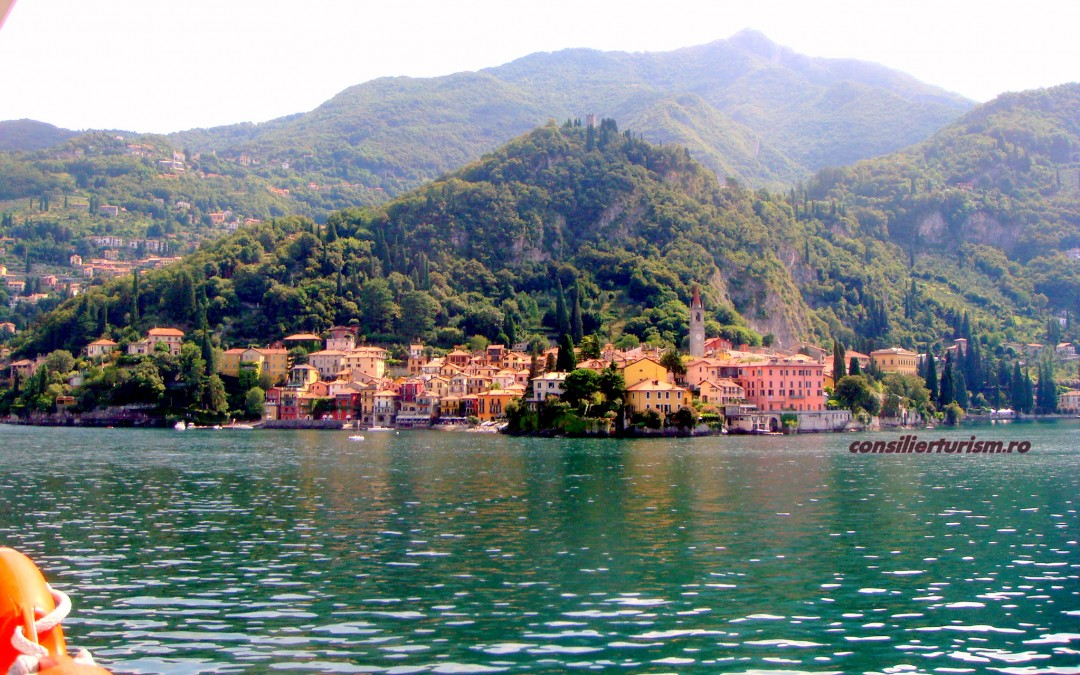 Como, un lac de o frumusețe aproape nepământeană (III). Cel mai fumos loc: Varenna